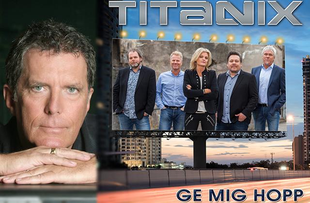"""Ny singel med Titanix – """"Ge mig hopp"""""""